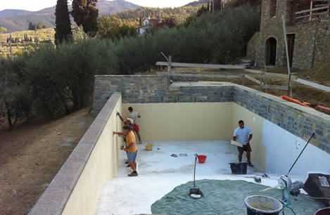 Wth world tuscan housespartner wth world tuscan houses - Piscina da interno ...