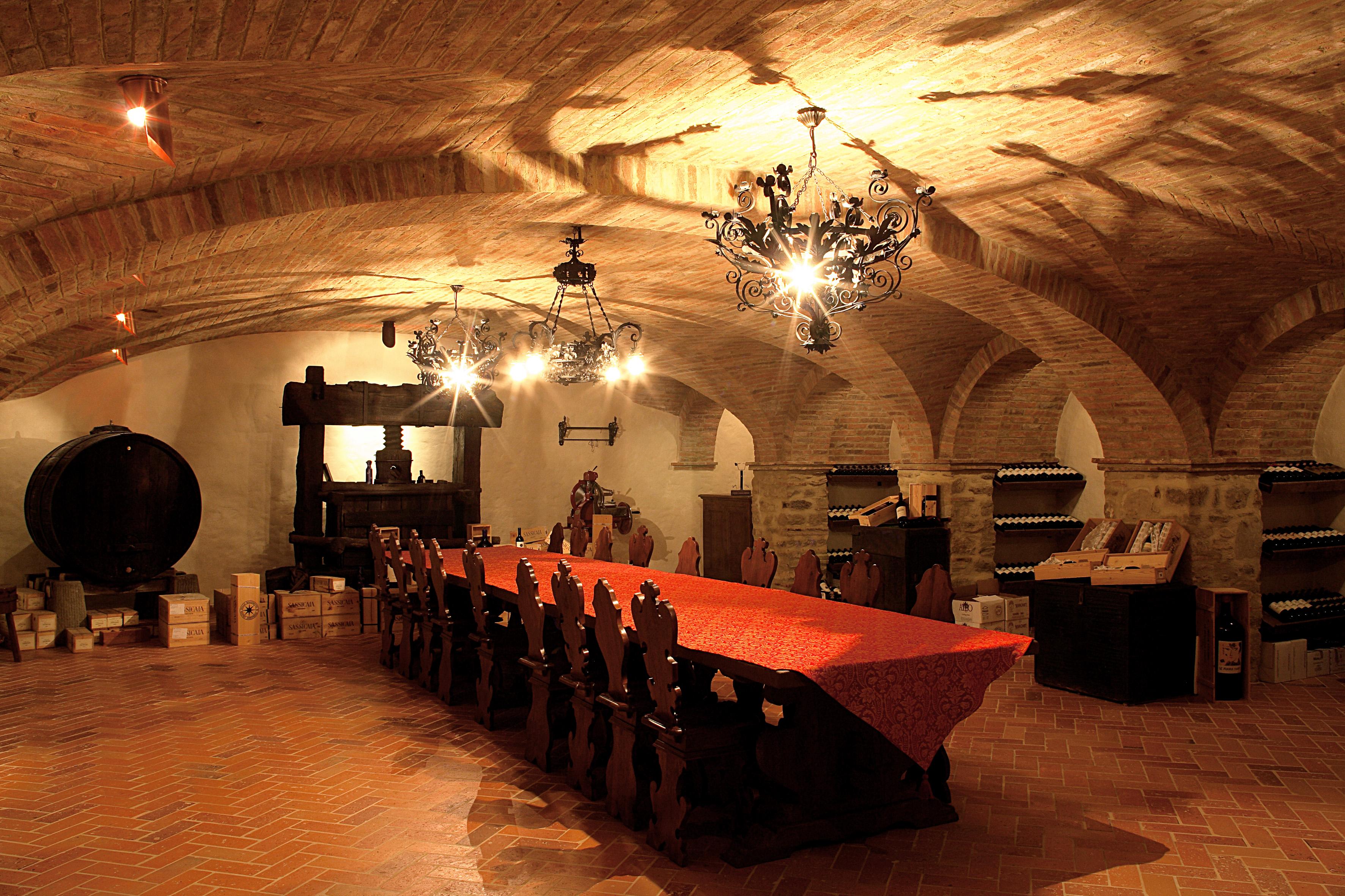 WTH World Tuscan HousesLa cantina - WTH World Tuscan Houses